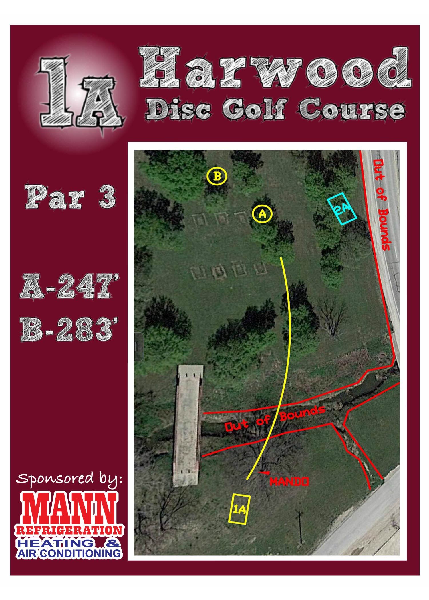 SV-BridgeportParksRec-FrisbeeGolf-Hole1-MannRefrigeration-October2015-01
