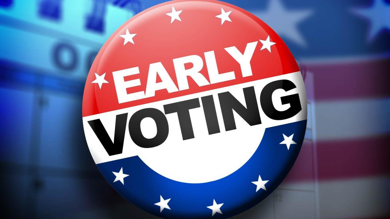early voting 10.14.2020