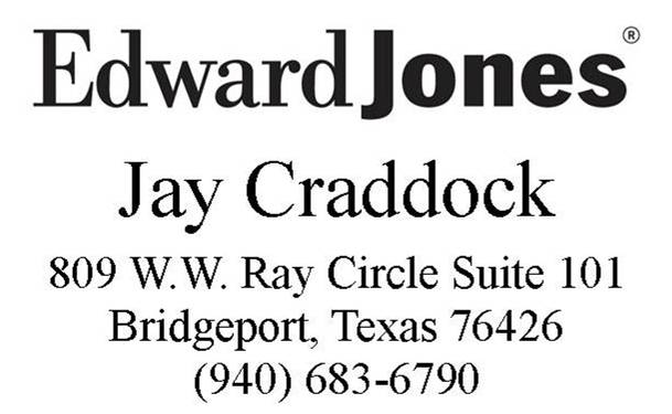 Edward Jones, Jay Craddock BW
