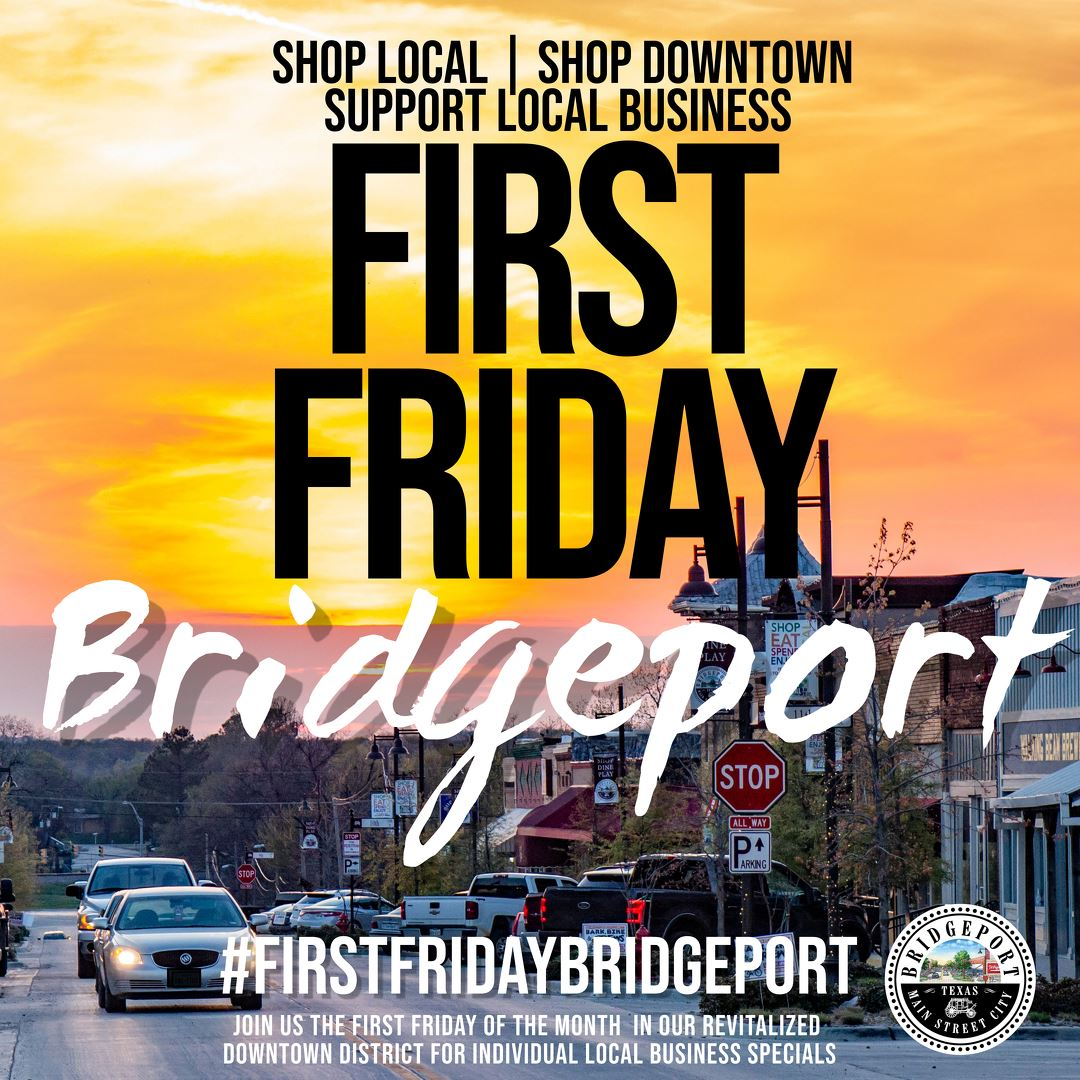 FIRST FRIDAY BPORT